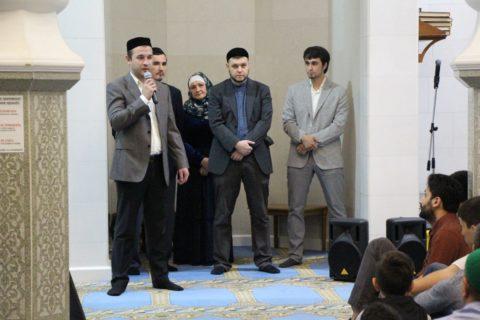 Открытие нового учебного года в медресе «Аль-Фатиха»