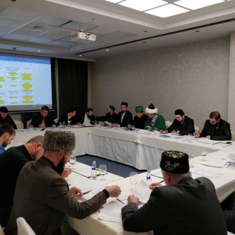 Заседание рабочей группы по взаимодействию ФСИН РФ с мусульманскими организациями прошло в Болгаре