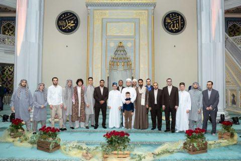 В Московской Соборной мечети прошло мероприятие «Ансары: история дружбы»