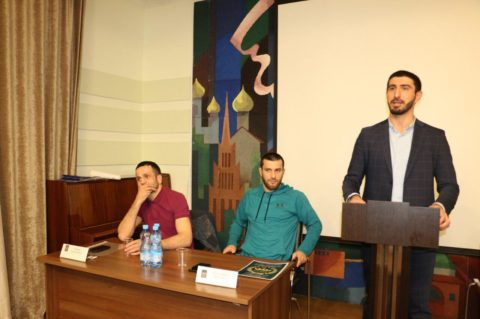 В КЦ «Дар» состоялась встреча на тему: «Ислам и спорт»