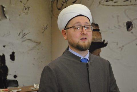 Муфтий Москвы выразил соболезнования семье Ибрагима Белхароева
