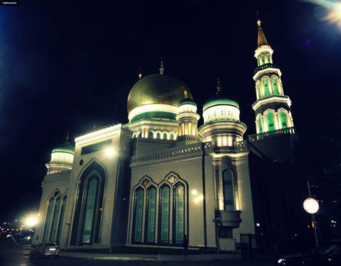 Московская Соборная мечеть примет участие в международной экологической акции «Час Земли»