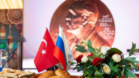 В Шатре Рамадана прошел вечер Турции