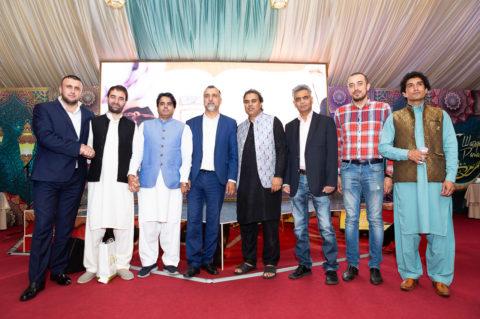 В Шатре Рамадана состоялся вечер Пакистанского землячества