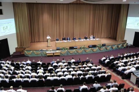 В Москве стартовало Всероссийское совещание руководителей уголовно-исполнительных инспекций территориальных органов ФСИН России