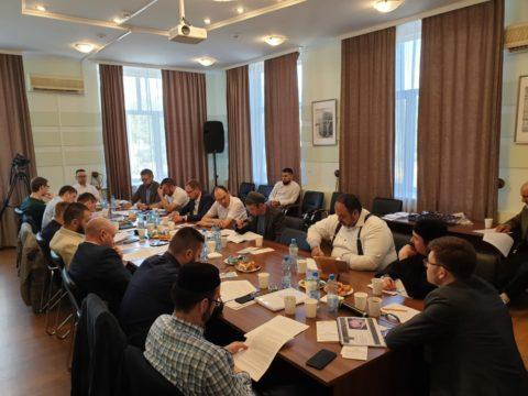 Расширенное заседание Совета улемов ДУМ РФ и СМР состоялось в Москве