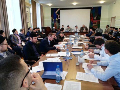 В Москве состоится очередное расширенное заседание ДУМ РФ и СМР