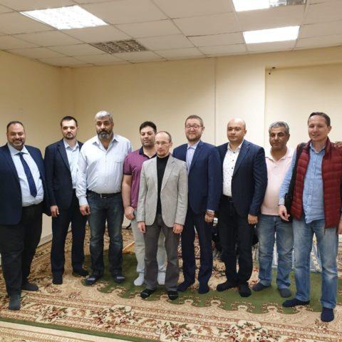 Ильдар Аляутдинов посетил новую религиозную общину «Зайтуна»