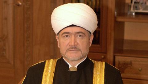 Муфтий Шейх Равиль Гайнутдин призвал вознести молитвы о ниспослании Всевышним благодатного дождя