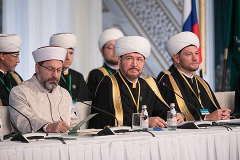 В стенах Московской Соборной мечети открылся VII Отчетно-выборный съезд ДУМ РФ