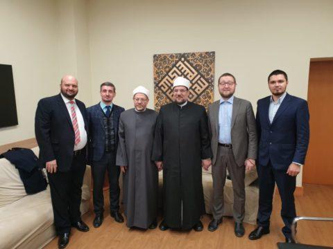 Культурный центр «Дар» посетили почетные гости из Египта