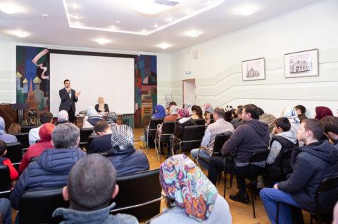 В Культурном центре «Дар» прошел традиционный День открытых дверей