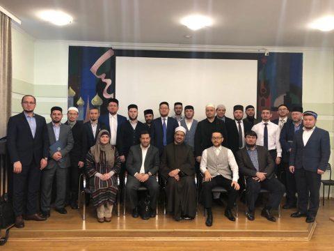 В Москве прошло расширенное заседание Совета улемов ДУМ РФ и СМР