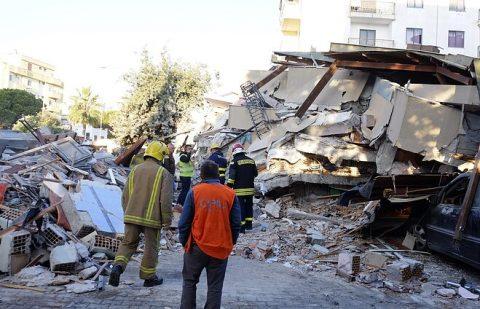 Мусульмане России скорбят по жертвам землетрясения