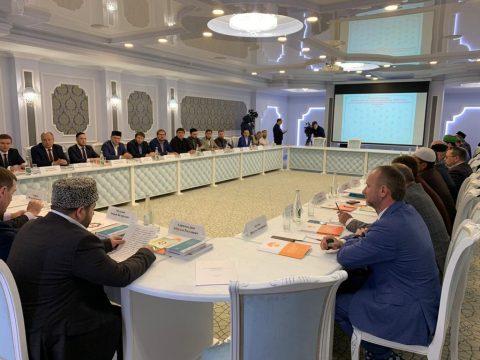 В Саранске проходит заседание Рабочей группы по вопросам взаимодействия ФСИН с мусульманскими религиозными организациями