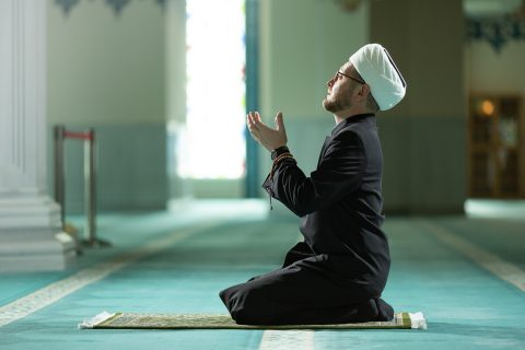 Обращение муфтия Москвы в связи с праздником Ураза-байрам