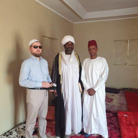 Школа, мечеть и колодцы: делегация ДУМ РФ и БФ «Закят» посетила Республику Чад.