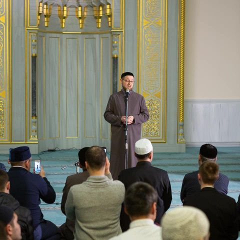 В Московской соборной мечети прошел фестиваль Корана
