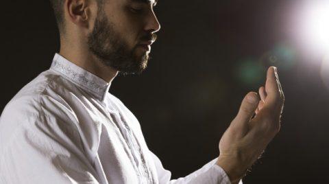 Совместная молитва в срединную ночь месяца Шаабан